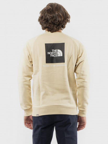 Світшот The North Face Raglan Redbox - фото