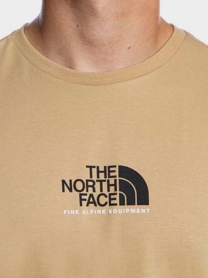 Футболка The North Face S/S Fine Alpine Equipment модель NF0A4SZUH7E1 — фото 3 - INTERTOP