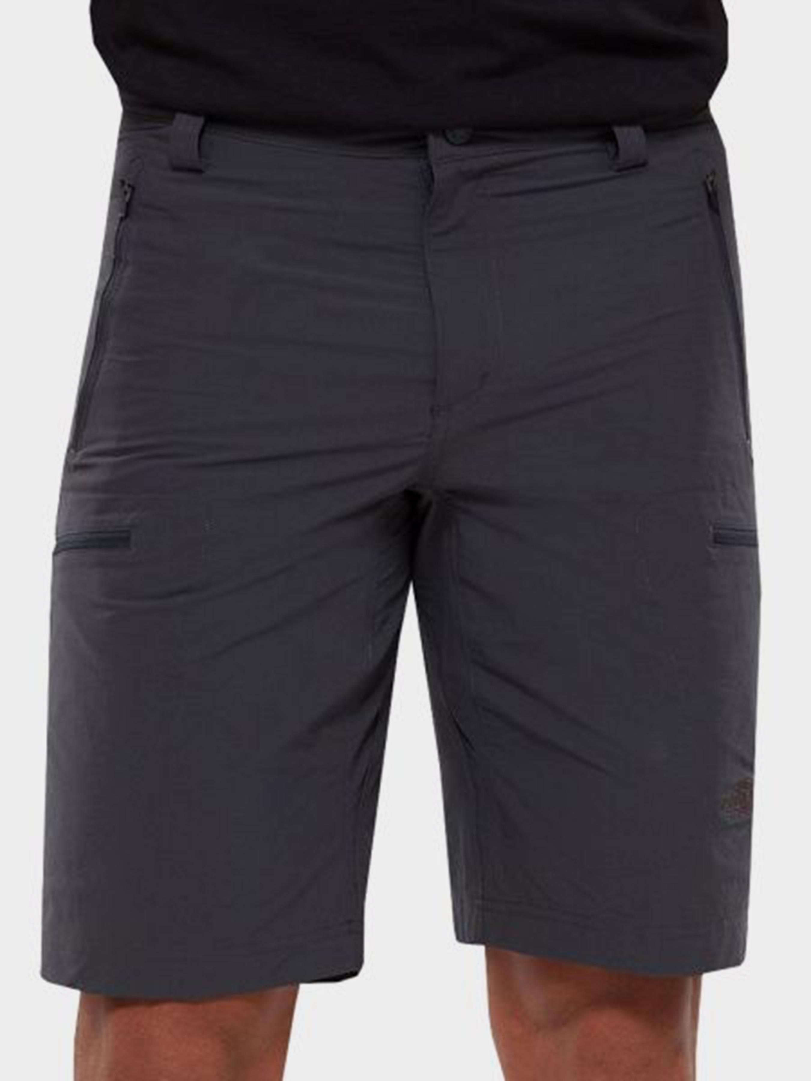 Купить Шорты мужские модель N2184, The North Face, Серый