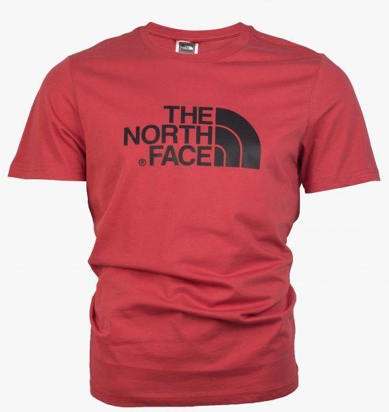 Купить Футболка мужские модель N2201, The North Face, Красный