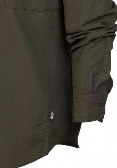 Сорочка з довгим рукавом The North Face Sequoia модель T92XJW21L — фото 3 - INTERTOP