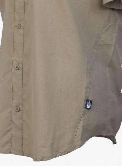 Сорочка з коротким рукавом The North Face Sequoia модель T92XJXPLX — фото 3 - INTERTOP
