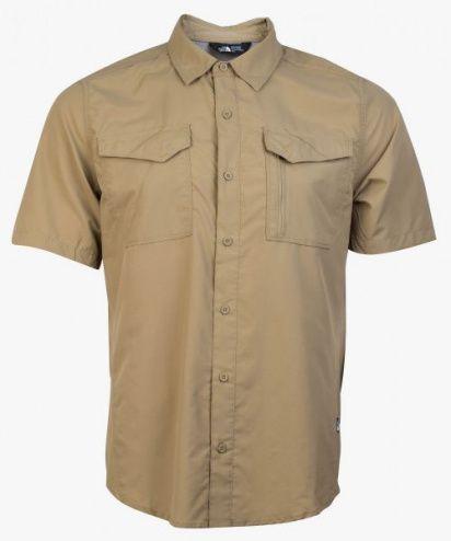 Сорочка з коротким рукавом The North Face Sequoia модель T92XJXPLX — фото - INTERTOP