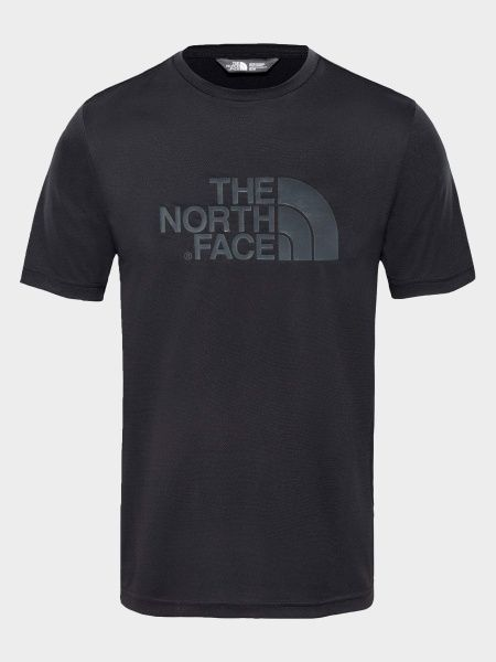 Купить Футболка мужские модель N2241, The North Face, Черный