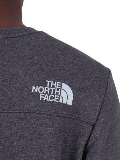 Світшот The North Face Light Crew модель T93RYDDYY — фото 4 - INTERTOP
