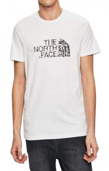 Футболка The North Face модель T93OFULA9 — фото 3 - INTERTOP