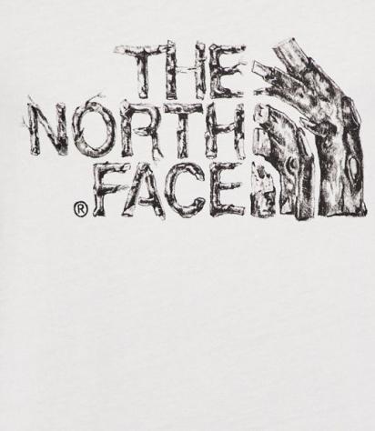 Футболка The North Face модель T93OFULA9 — фото 5 - INTERTOP