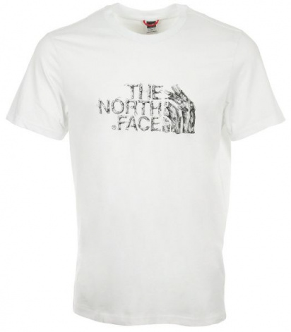 Футболка The North Face модель T93OFULA9 — фото - INTERTOP