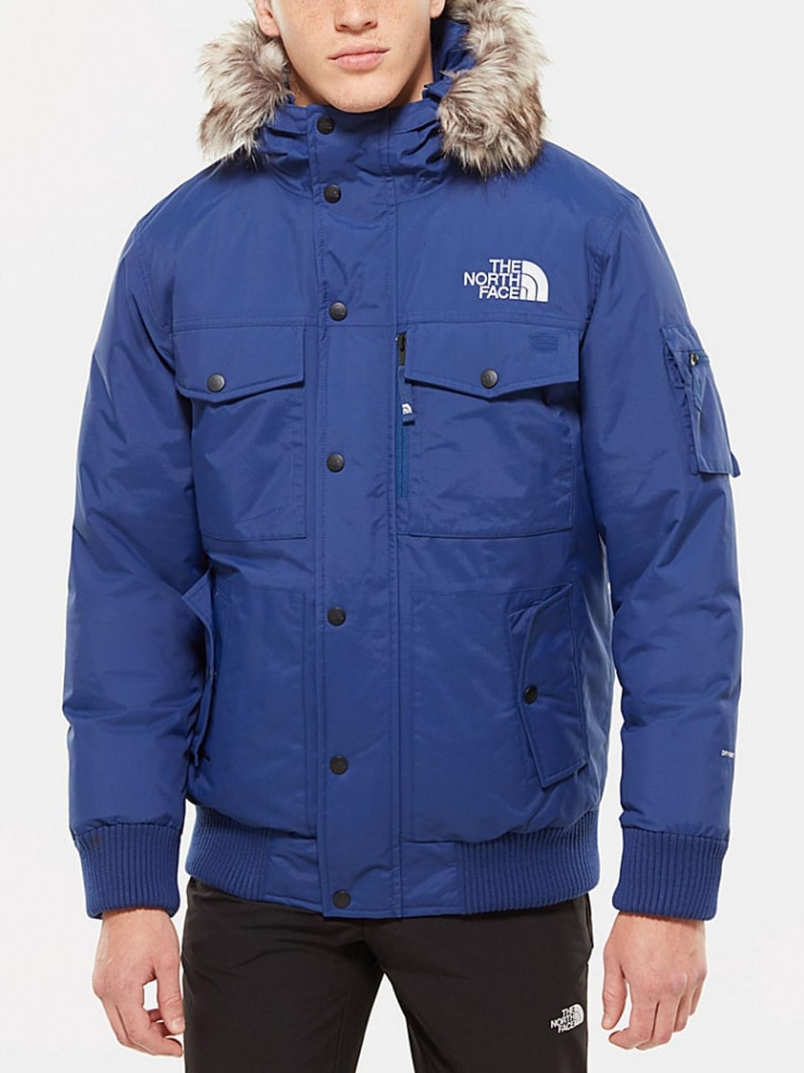 Куртка пуховая мужские The North Face модель N256 характеристики, 2017