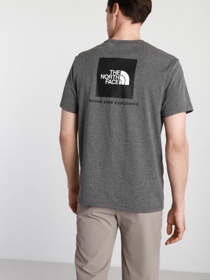 Футболка The North Face REDBOX модель NF0A2TX2JBV1 — фото 4 - INTERTOP