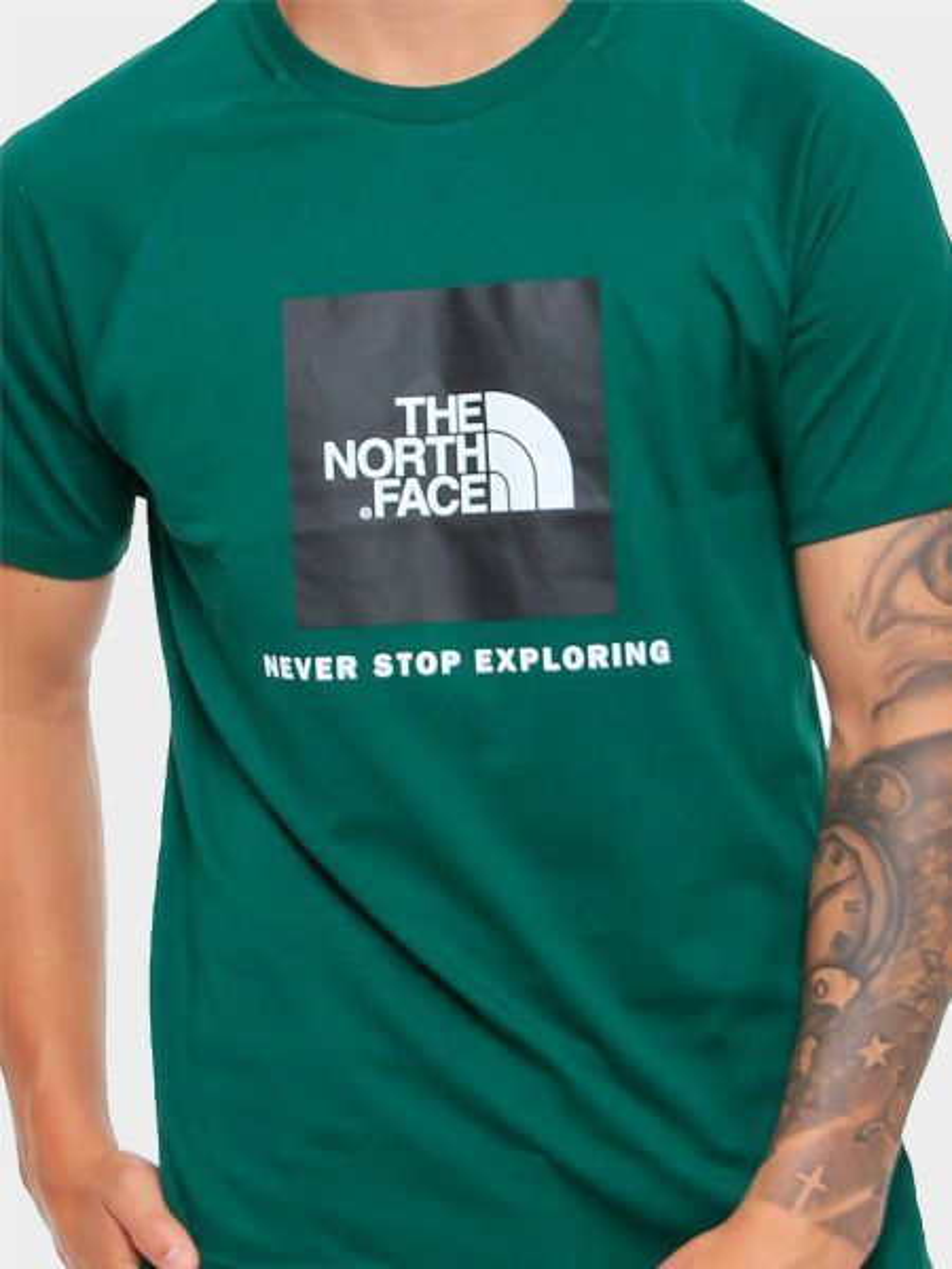 The North Face Футболка чоловічі модель NF0A3BQON3P1 , 2017