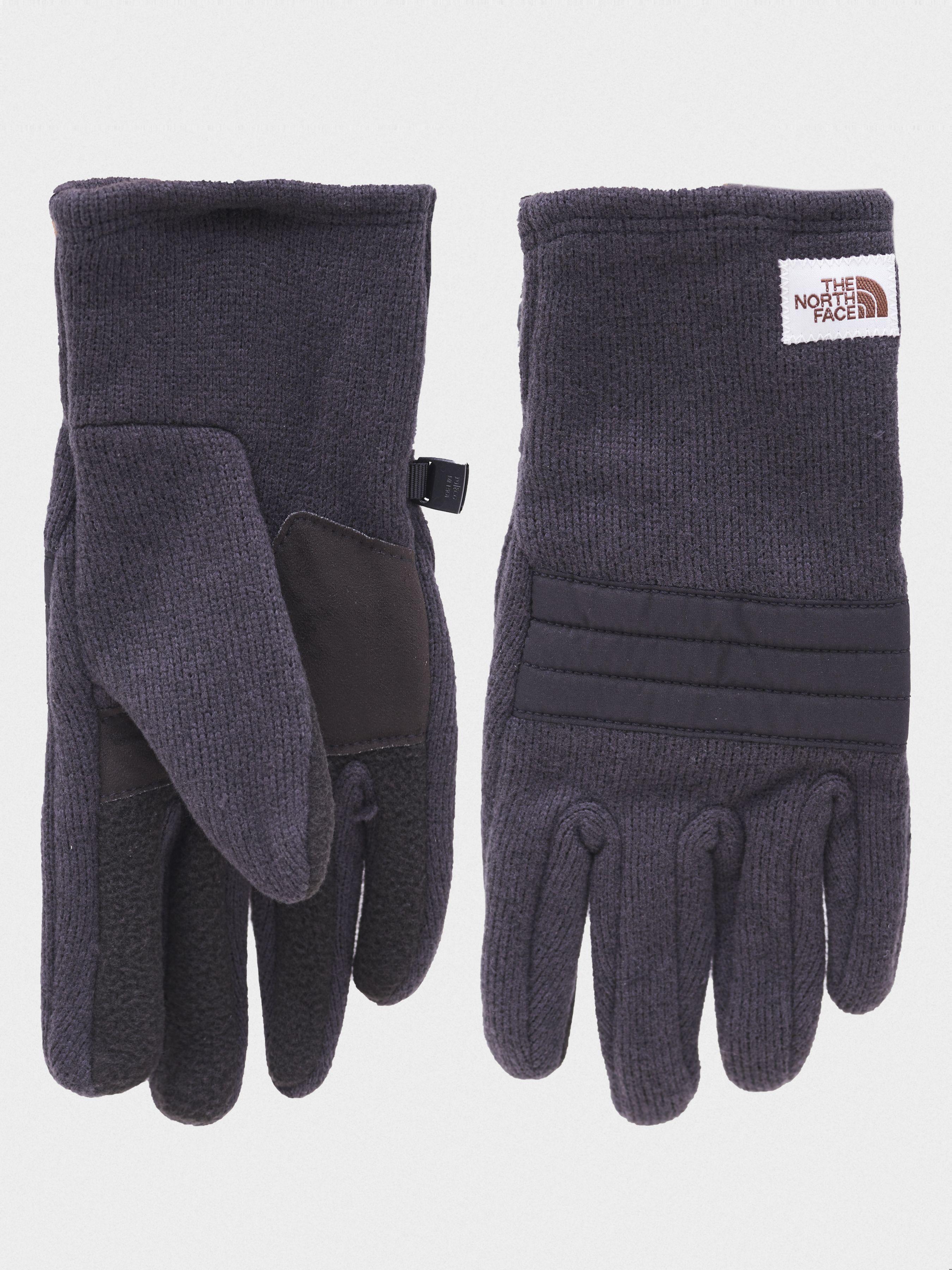 Купить Перчатки и варежки мужские модель N2784, The North Face, Черный