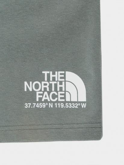 Шорти The North Face Coordinates модель NF0A55UUV381 — фото 4 - INTERTOP