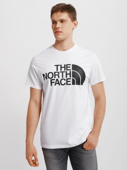 Футболка The North Face  Standard Ls Basic Logo модель NF0A4M7XFN41 — фото - INTERTOP