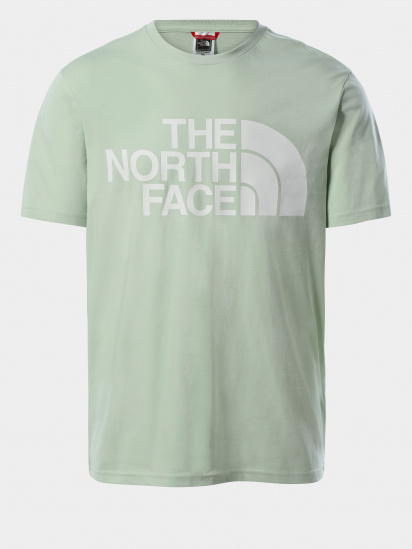Футболка The North Face Standard Ls Basic Logo модель NF0A4M7XV391 — фото - INTERTOP