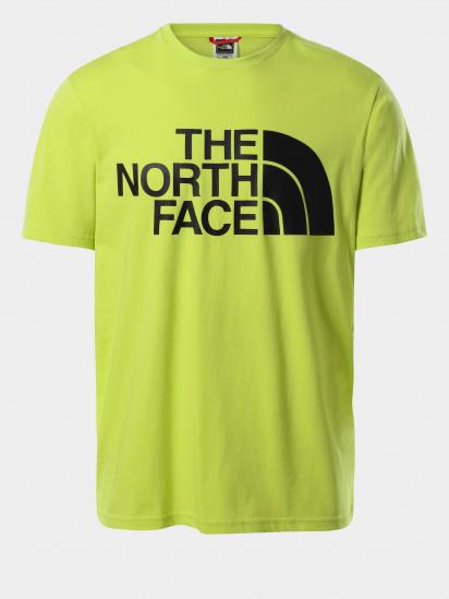 Футболка The North Face Standard Ls Basic Logo модель NF0A4M7XJE31 — фото - INTERTOP