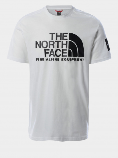 Футболка The North Face S/S Fine Alpine Tee 2 модель NF0A4M6NFN41 — фото - INTERTOP