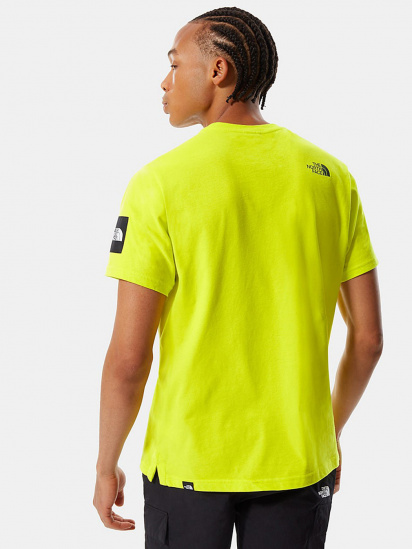 Футболка The North Face S/S Fine Alpine Tee 2 модель NF0A4M6NJE31 — фото 2 - INTERTOP