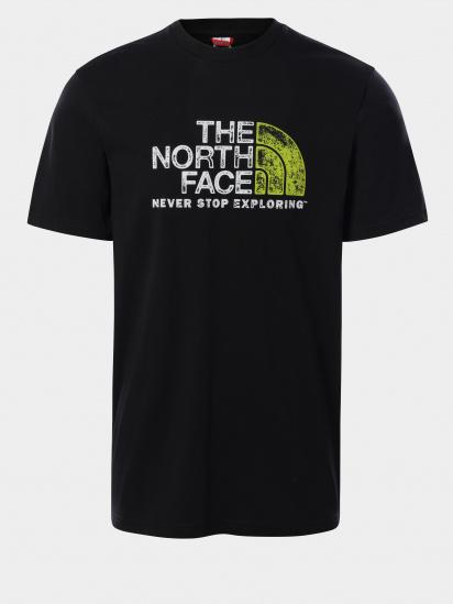 Футболка The North Face RUST 2 модель NF0A4M68KY41 — фото - INTERTOP