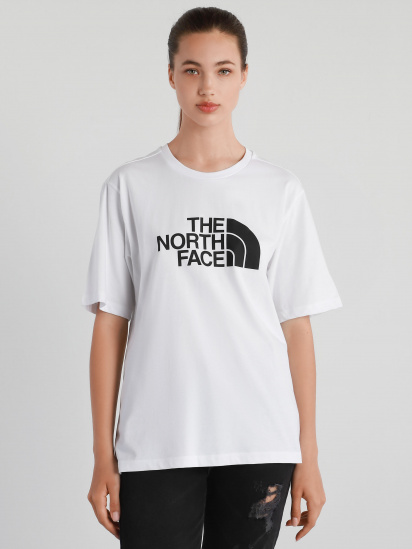 Футболка The North Face Easy модель NF0A4M5PLA91 — фото - INTERTOP