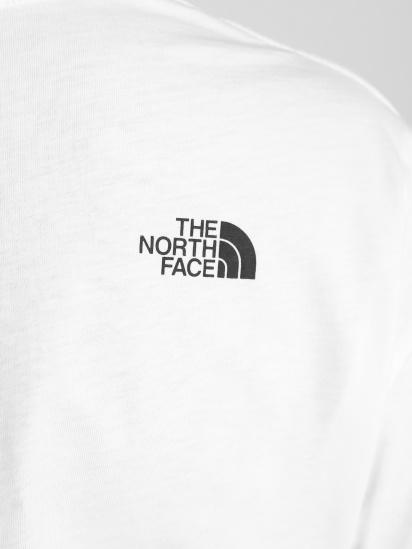 Футболка The North Face Easy модель NF0A4T1QFN41 — фото 4 - INTERTOP
