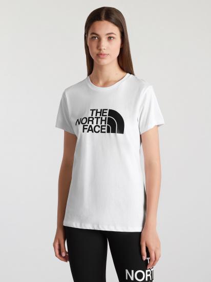 Футболка The North Face Easy модель NF0A4T1QFN41 — фото - INTERTOP