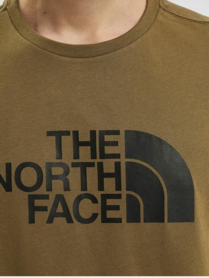 Футболка The North Face  Easy S / S модель NF0A2TX337U1 — фото 5 - INTERTOP