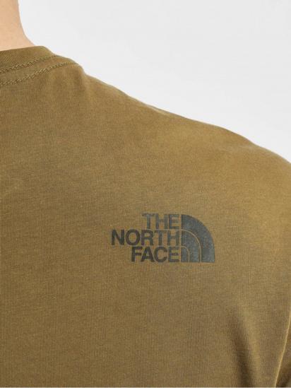 Футболка The North Face  Easy S / S модель NF0A2TX337U1 — фото 6 - INTERTOP