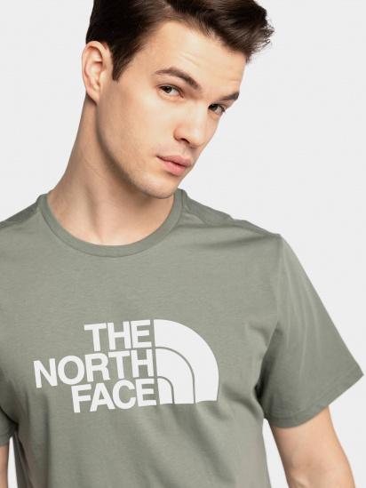 Футболка The North Face  Easy S / S модель NF0A2TX3V381 — фото 4 - INTERTOP