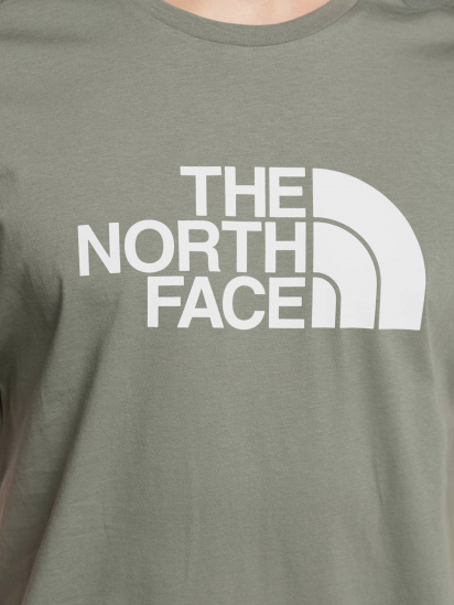 Футболка The North Face  Easy S / S модель NF0A2TX3V381 — фото 5 - INTERTOP