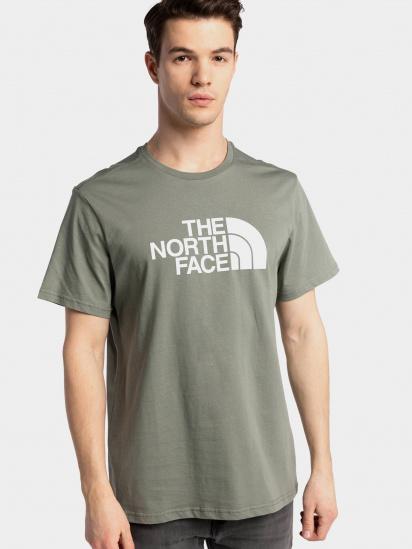 Футболка The North Face  Easy S / S модель NF0A2TX3V381 — фото - INTERTOP