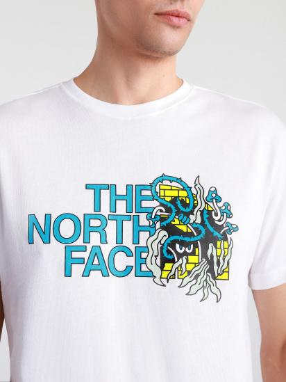 Футболка The North Face Black Box SS Graphic модель NF0A557LFN41 — фото 5 - INTERTOP