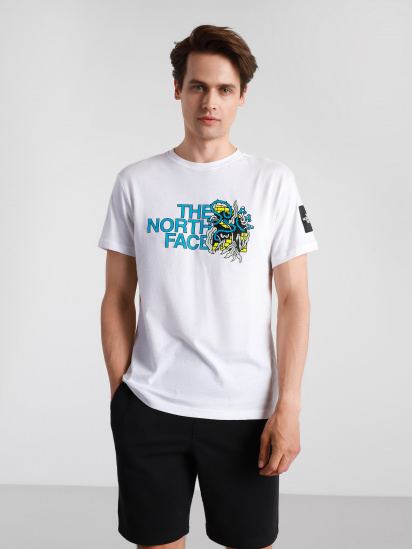 Футболка The North Face Black Box SS Graphic модель NF0A557LFN41 — фото - INTERTOP