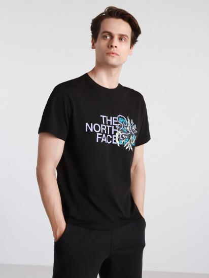 Футболка The North Face  BLACK BOX SS GRAPHIC модель NF0A557LJK31 — фото - INTERTOP