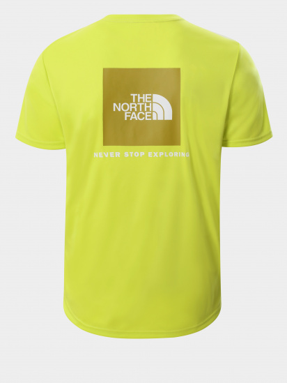 Футболка The North Face Reaxion Red Box Tee модель NF0A4CDWJE31 — фото 2 - INTERTOP