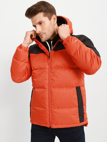 Зимова куртка The North Face Diablo Hoodie Down Jacket модель NF0A4M9LT971 — фото 2 - INTERTOP