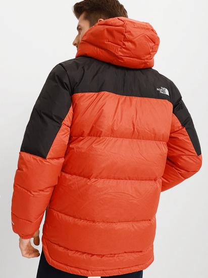 Зимова куртка The North Face Diablo Hoodie Down Jacket модель NF0A4M9LT971 — фото 3 - INTERTOP