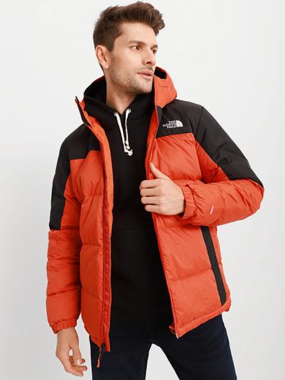 Зимова куртка The North Face Diablo Hoodie Down Jacket модель NF0A4M9LT971 — фото - INTERTOP