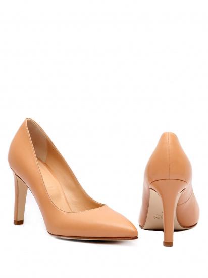Туфлі  жіночі SITELLE NAO80BEI розмірна сітка взуття, 2017