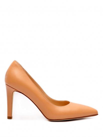 Туфлі  жіночі SITELLE NAO80BEI примірка, 2017