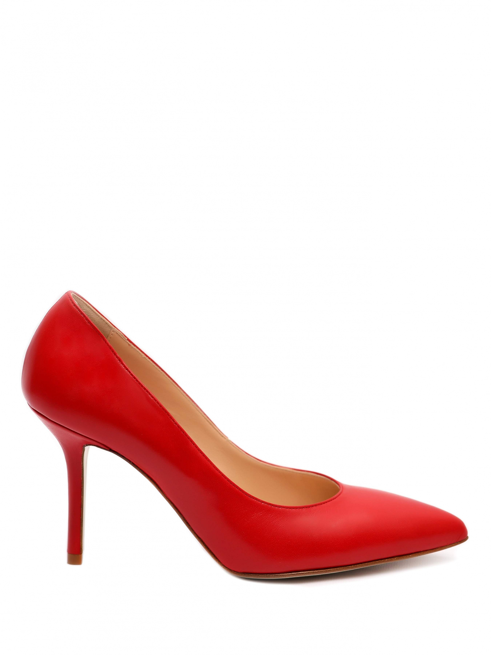 Туфлі  жіночі SITELLE NAO80RED примірка, 2017