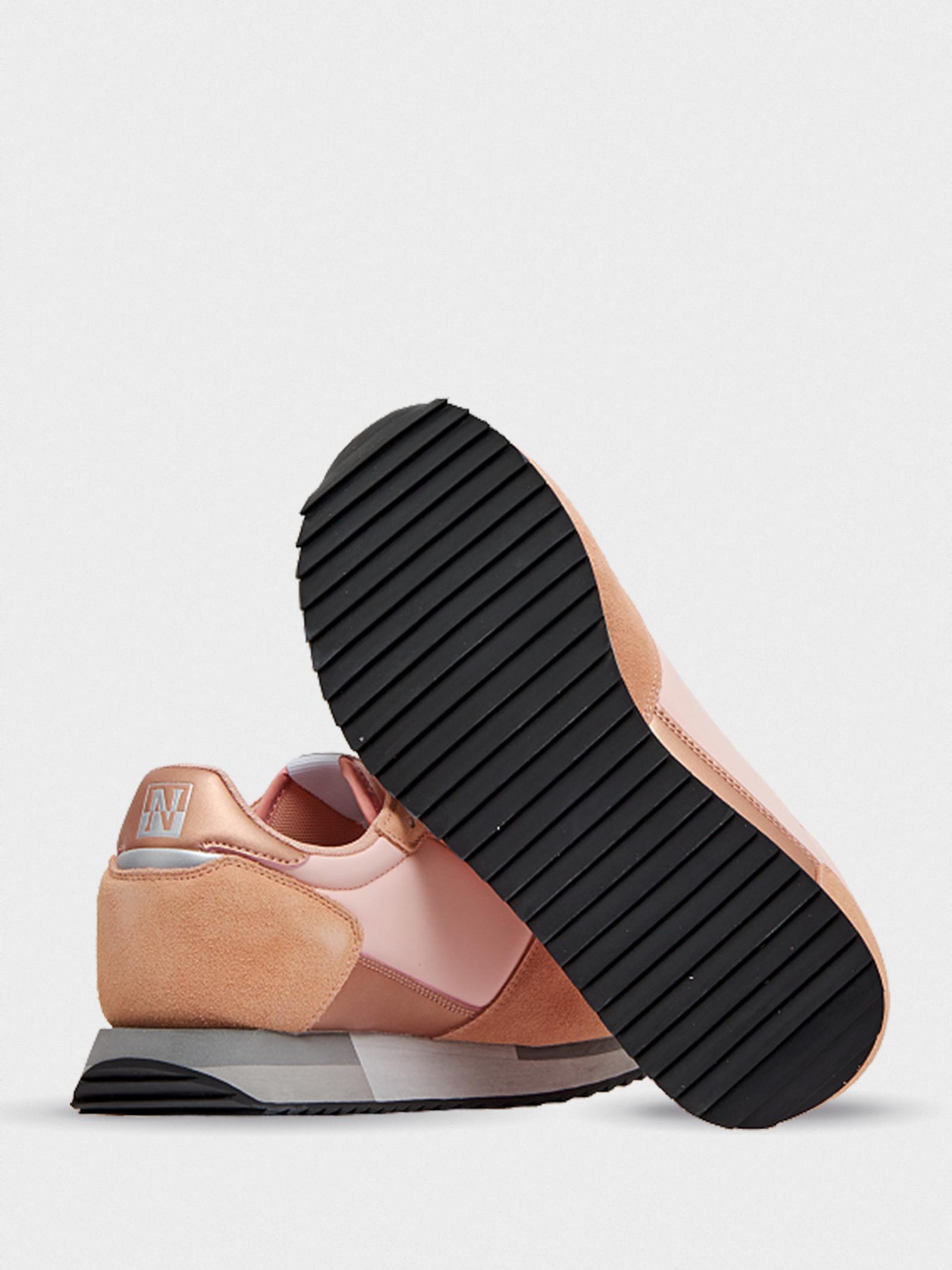 Кроссовки женские Napapijri NP0A4ET5P771 размеры обуви, 2017