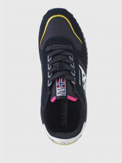 Кросівки для міста Napapijri Vicky Suede модель NP0A4F2K0411 — фото 4 - INTERTOP