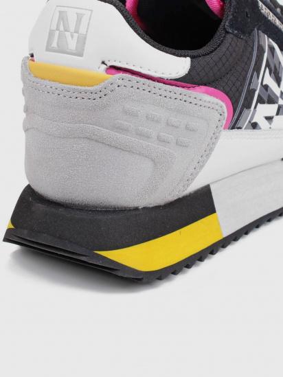 Кросівки для міста Napapijri Vicky Suede модель NP0A4F2K0411 — фото 5 - INTERTOP
