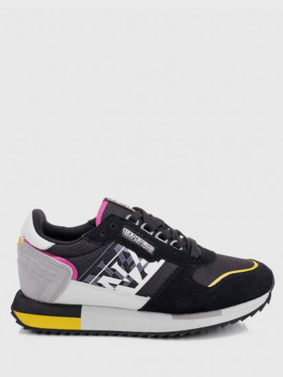 Кросівки для міста Napapijri Vicky Suede модель NP0A4F2K0411 — фото - INTERTOP
