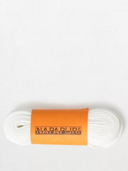 Кросівки для міста Napapijri Hazel Suede модель NP0A4F2NP811 — фото 6 - INTERTOP