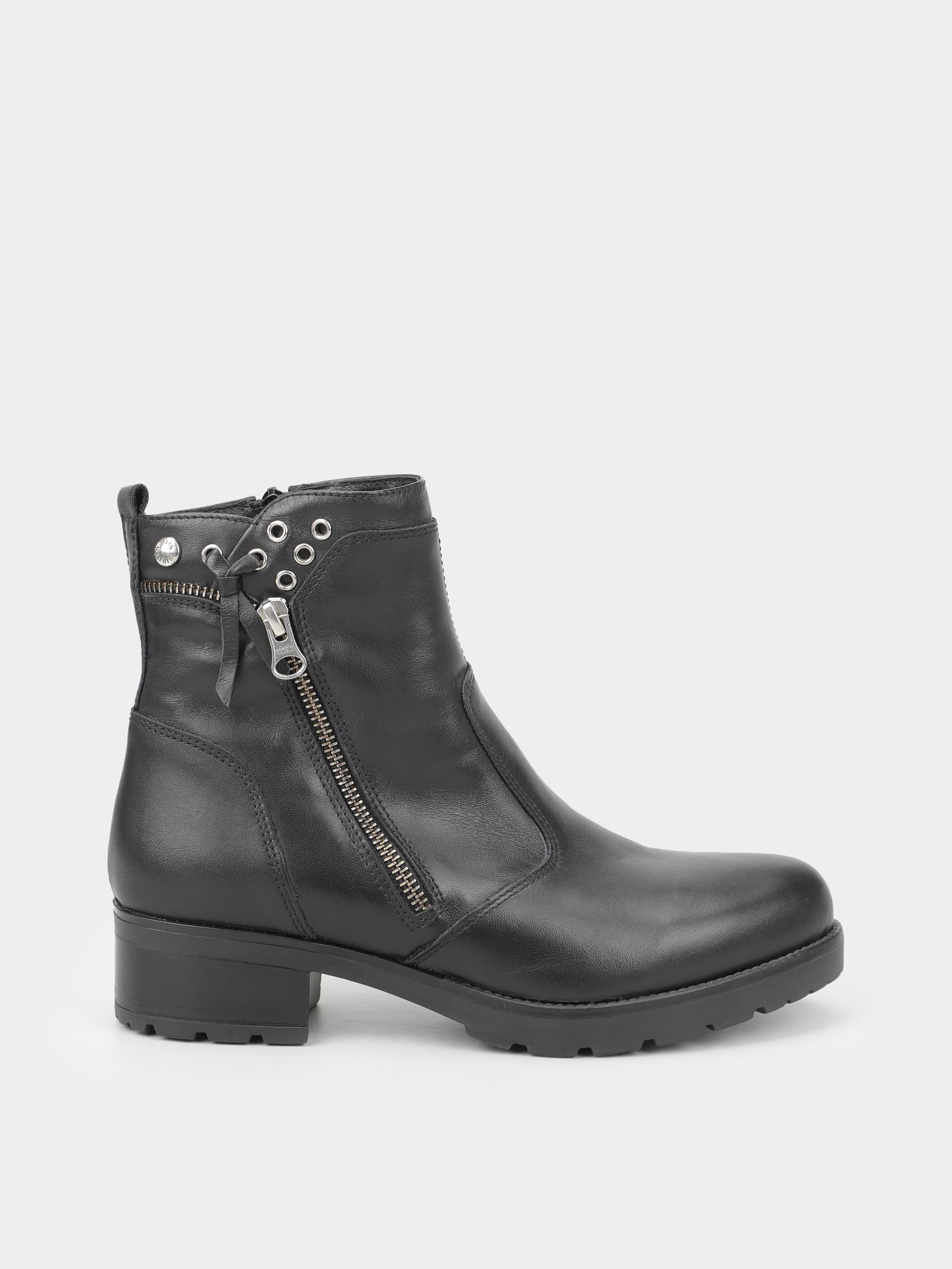 Ботинки женские NeroGiardini NM18 размерная сетка обуви, 2017