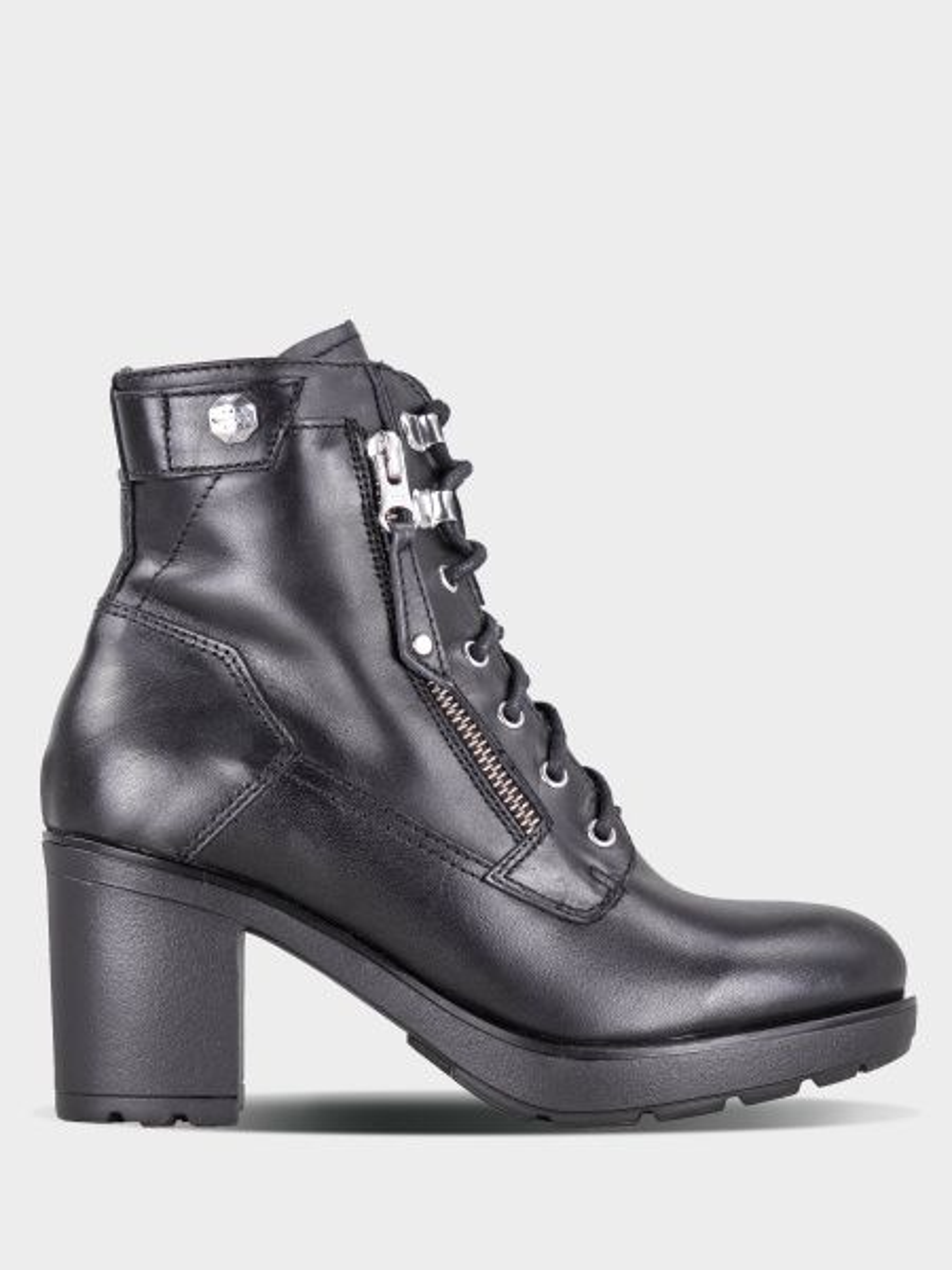 Ботинки женские NeroGiardini NM21 размерная сетка обуви, 2017