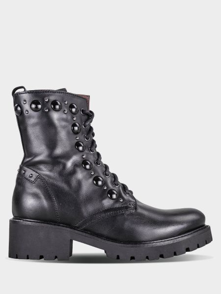 Ботинки женские NeroGiardini NM26 размерная сетка обуви, 2017