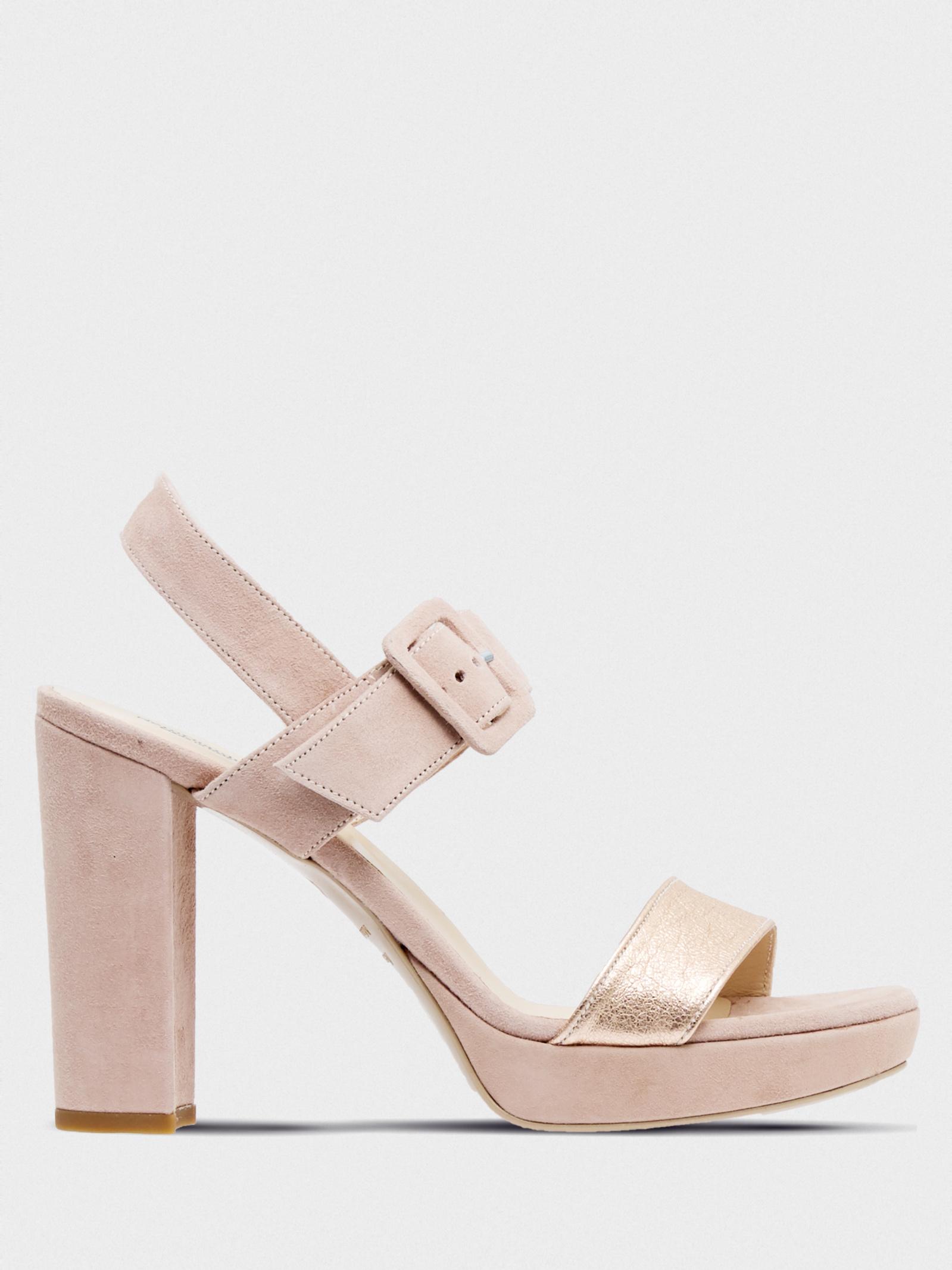 Босоніжки  жіночі NeroGiardini E012200D-660 купити взуття, 2017